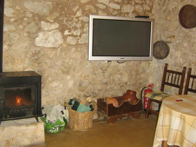 casa pantano de burgomillodo, holiday rental in Sepulveda