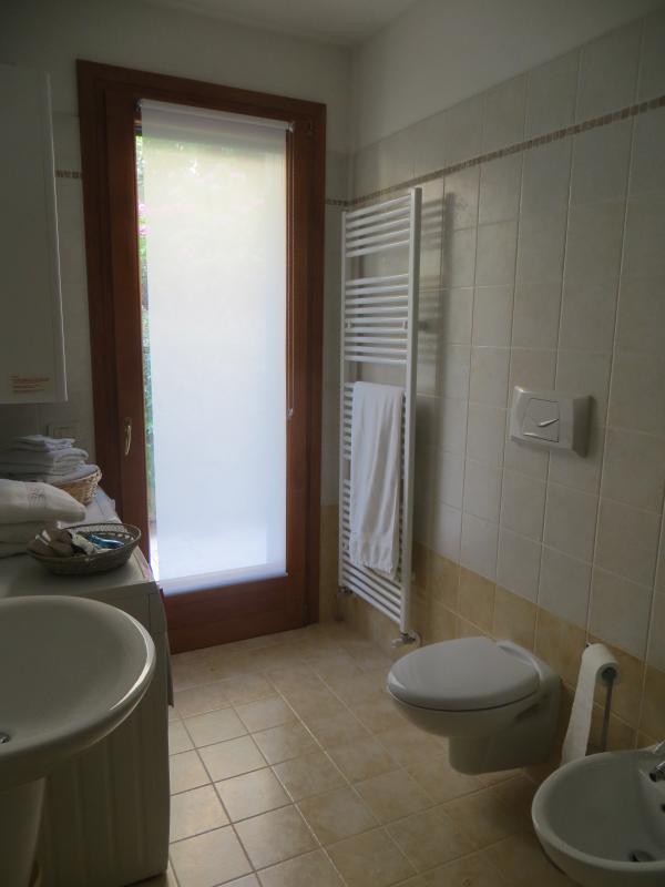 Erdgeschoss-Badezimmer