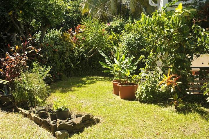 jardim privado de apartamento Papay, no piso térreo da casa