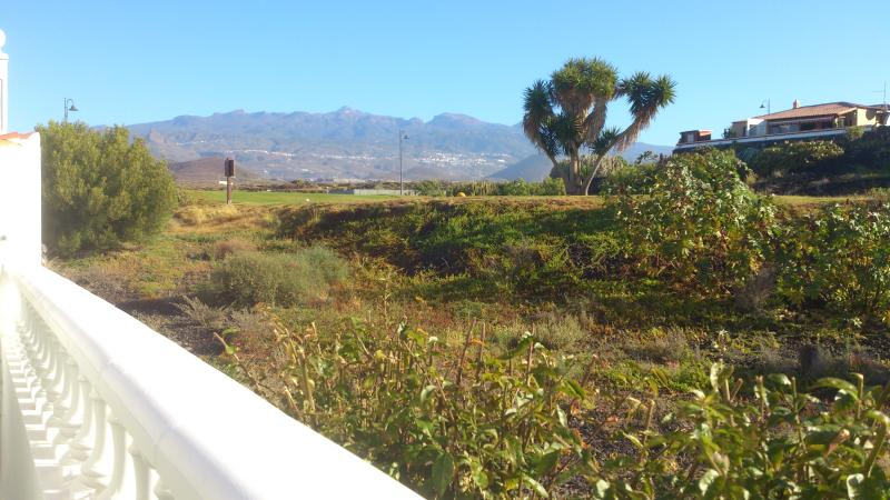 View to tee and Tiede
