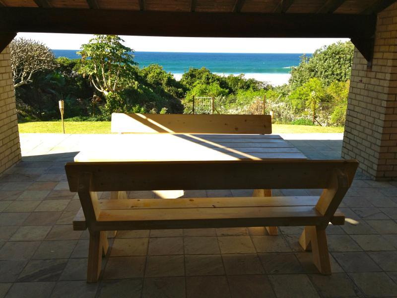 Umzumbe Beach House, vacation rental in Pennington