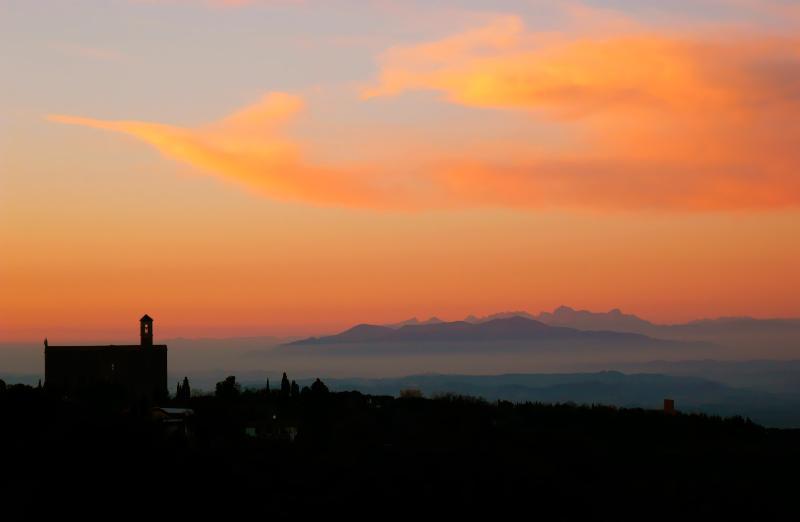 Appartamento con Vista, holiday rental in Volterra