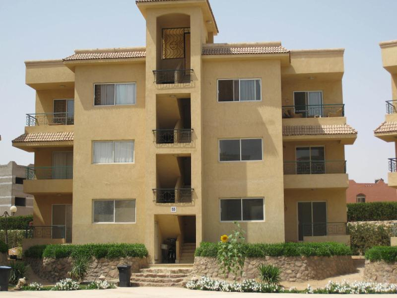 Top Floor Apartment, holiday rental in Nabq Bay
