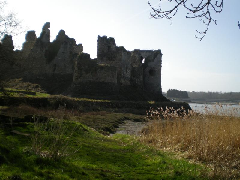 ruinas del castillo de St. Cast-le-guildo