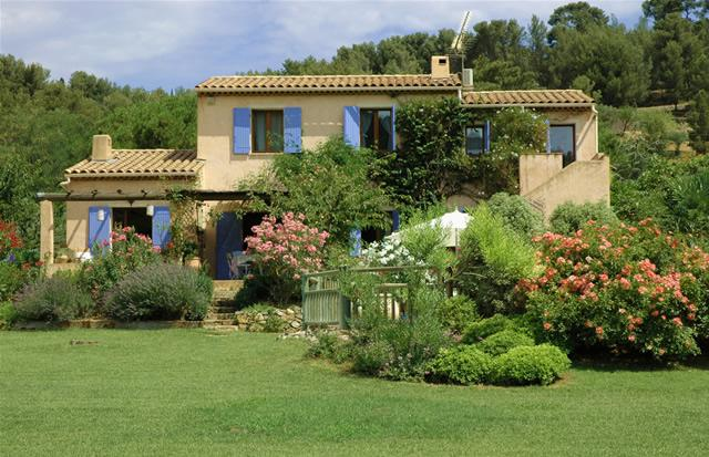 Beautiful Provencal-style Villa