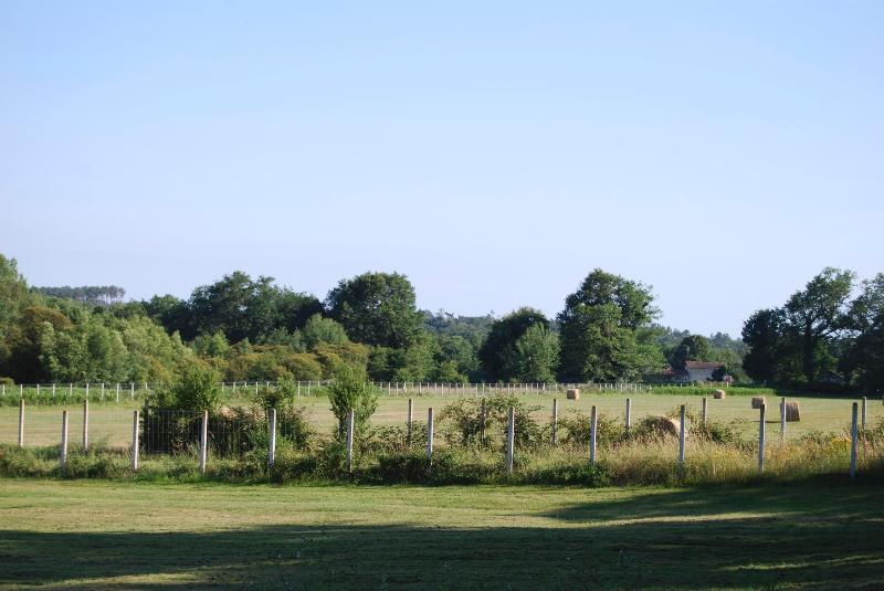 The view from La Normande