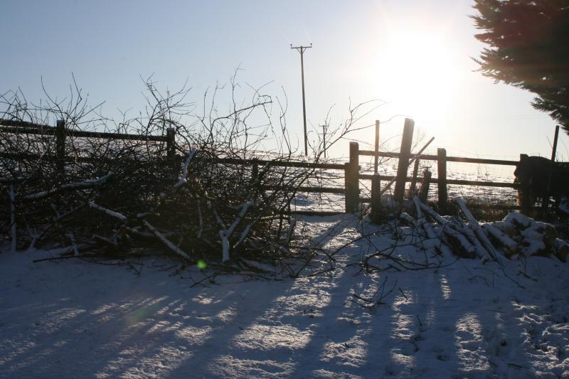 Horario de invierno en Barritshayes