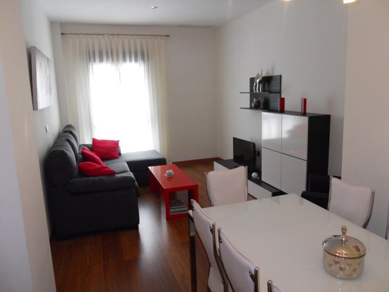 NUEVO DÚPLEX CÉNTRICO + PATIO, holiday rental in Olivares