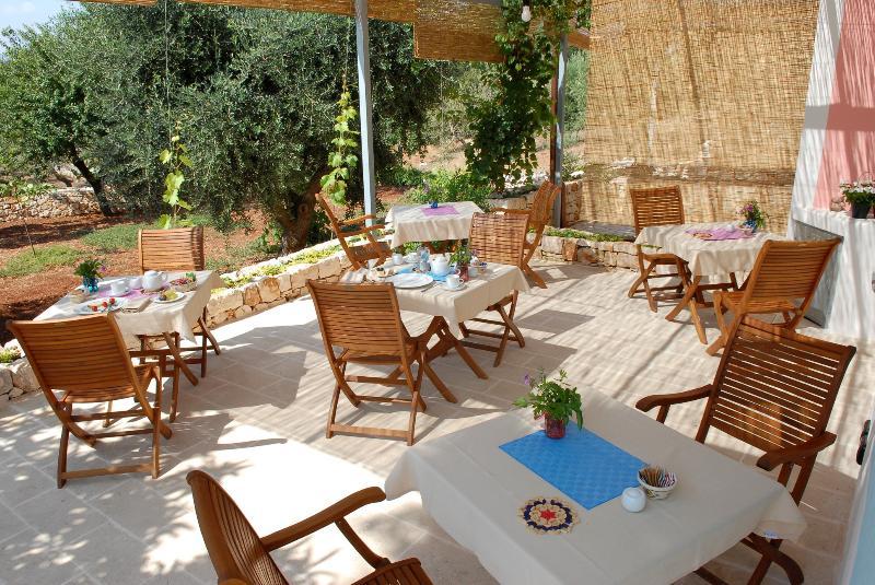 breakfast outdoor location