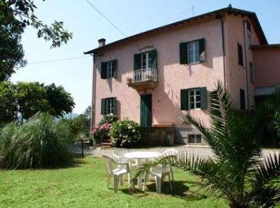 Home in Lucca's hills, holiday rental in Maggiano
