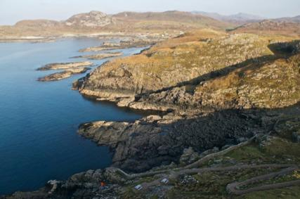 Explore the Ardnamurchan Coastline