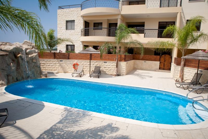 Residence Oasis Complex, vacation rental in Anafotida