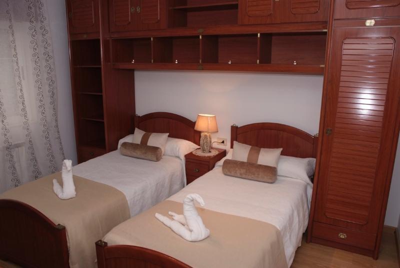 Habitación doble con baño compartido con otra habitación doble