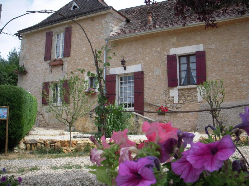 Gîte  FORESTIER, holiday rental in Saint-Gery