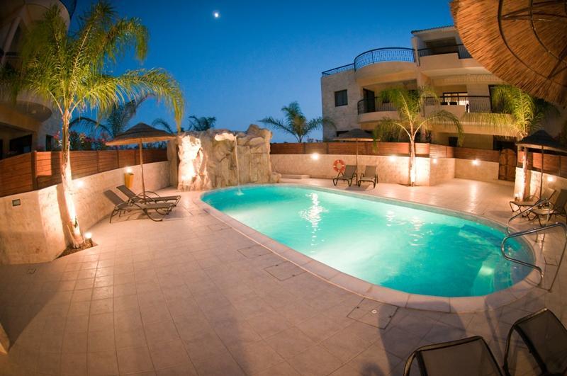 Residence Oasis Complex, casa vacanza a Distretto di Larnaca