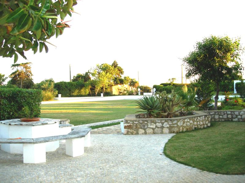 Beachcomber garden, large lawn, ideal for marquee setting as wedding and birthday party venues.