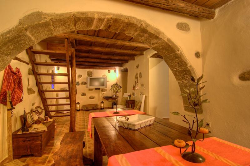 Villa 5 Anemoi! Ein warmes Ambiente Sie in der Vergangenheit Übertragung!
