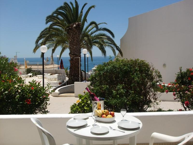 Dine on your terrace