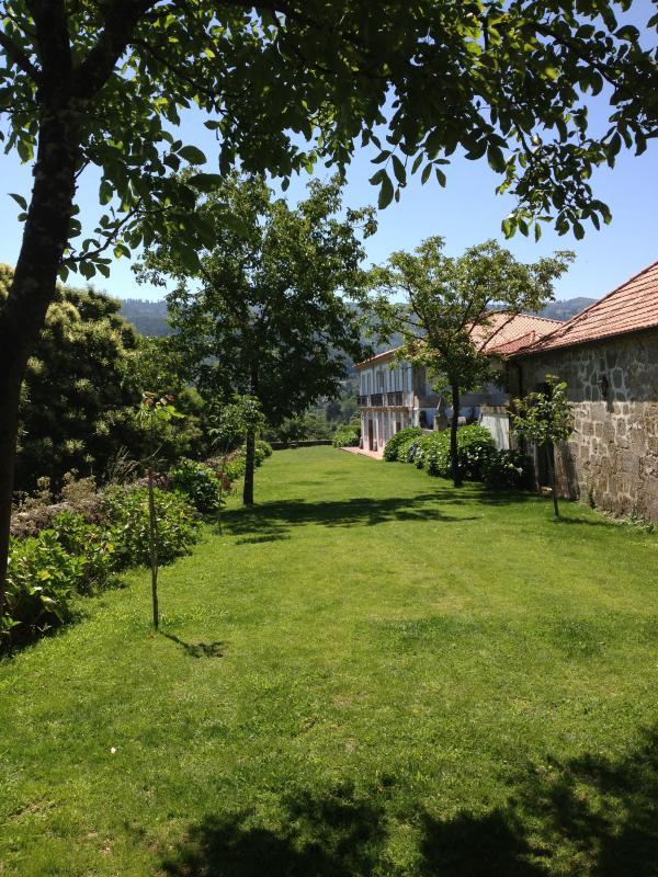 A Alameda da Quinta de Luou