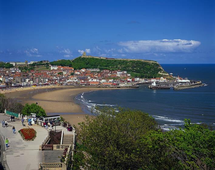 The coastal resorts of Scarborough and Filey are a nice day out