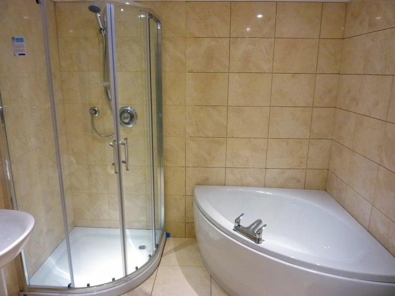 Ensuite to 2nd double