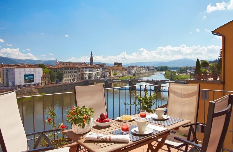 Florence Centre: 6 TERRAZZE, holiday rental in Florence