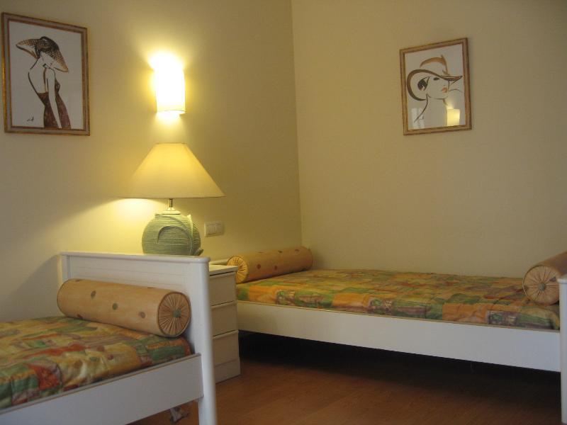 Une autre chambre lits jumeaux