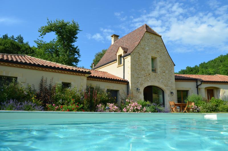 Beautiful Villa With Private Pool in Heart of Stunning Dordogne Valley