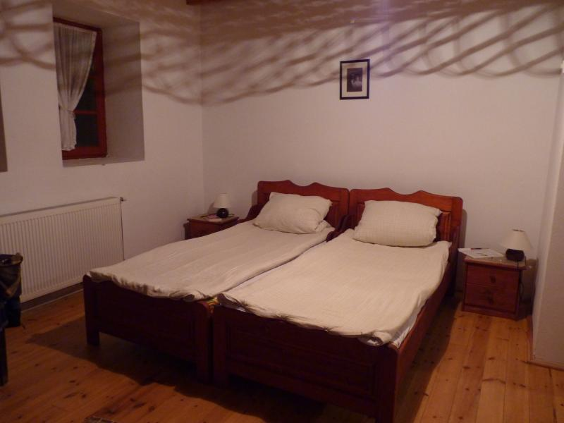 Bedroom in the front house