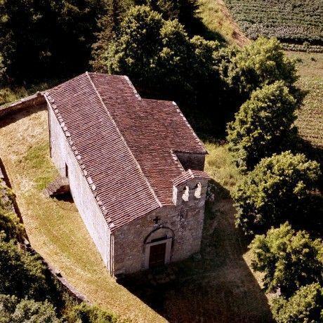Igreja de San Biagio em Poggio