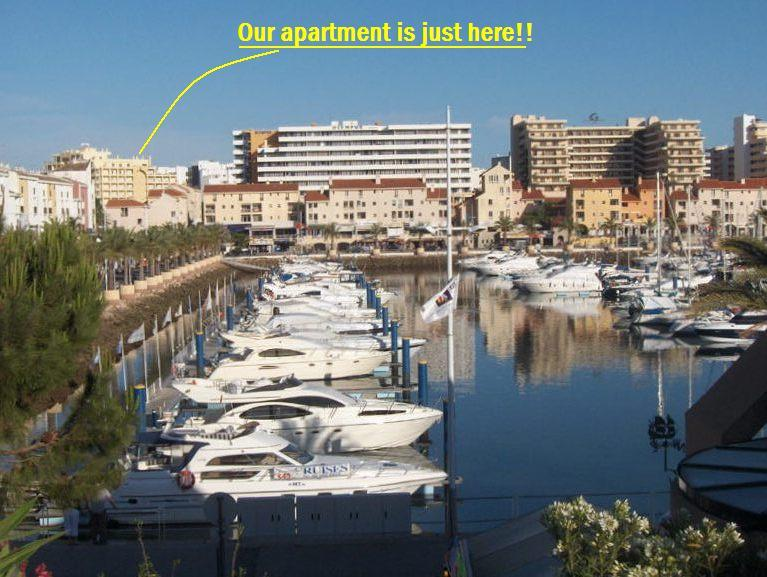 Great Central Marina Location in Quite Area