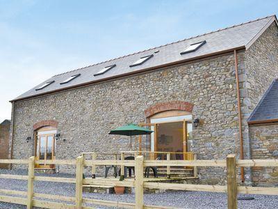 The Coach House, alquiler vacacional en Carmarthen