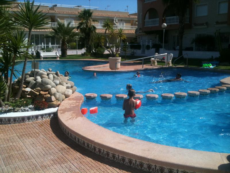 El Divino swimming pool