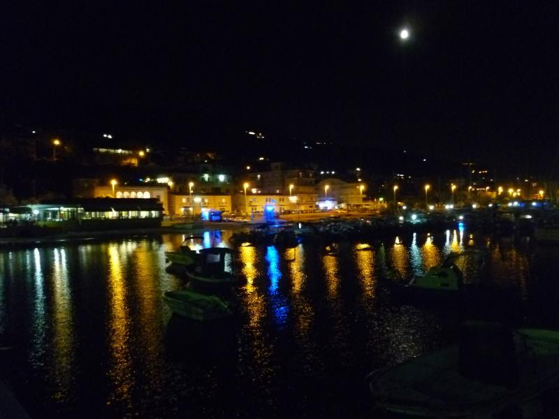 Vibo Marina by Night