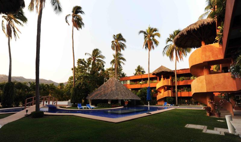 La Ceiba del Mar B301, aluguéis de temporada em Petatlan