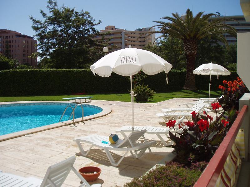 Edificio Tivoli, holiday rental in Vilamoura