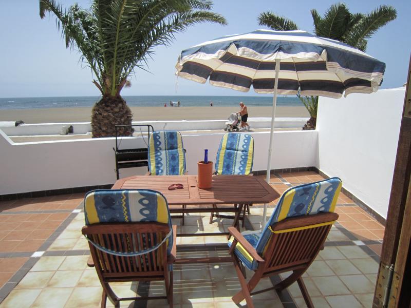Casa Mar - FRONTLINE LUXURY BUNGALOW, alquiler vacacional en Playa Honda