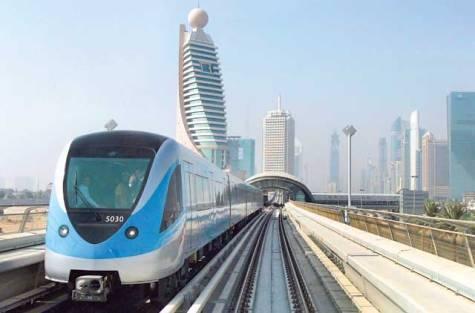 Dubai Marina (DAMAC)metro station is 5 minutes from the apartment