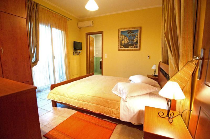 Upper Double bedroom