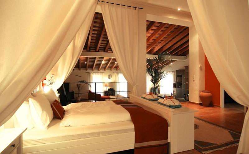 Bedroom Area.