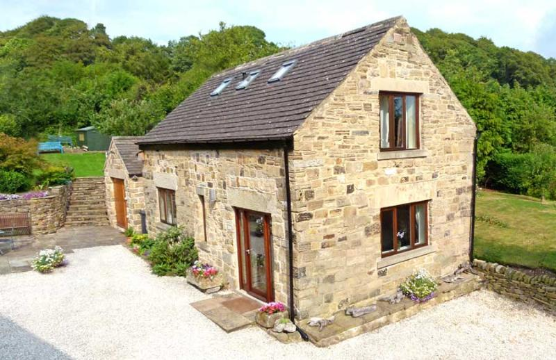 Tick Tock Cottage, holiday rental in Calver