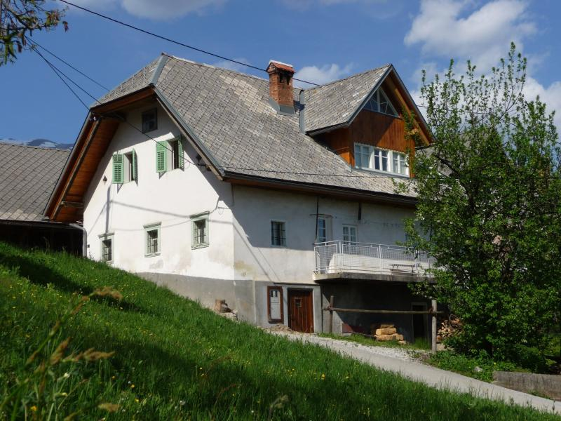 Alpine Retreat, Lake Bled - Traditional Slovene Farm house with castle views, holiday rental in Bodental