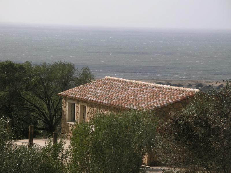 A Pieve di San ghjuvani, holiday rental in Santa-Maria-Figaniella
