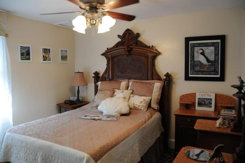 Holly Victorian Bedroom