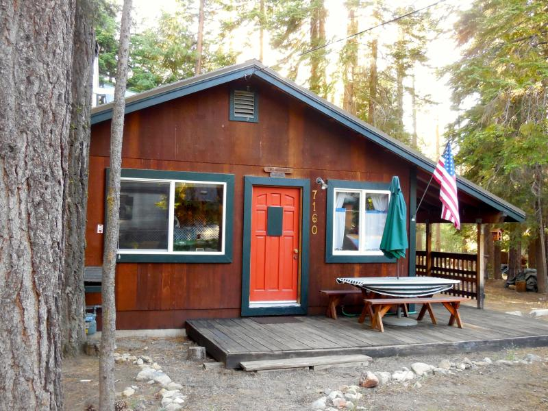 A great spot to enjoy Tahoe, summer or winter.