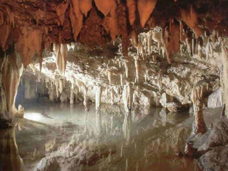 Die Wind-Höhlen