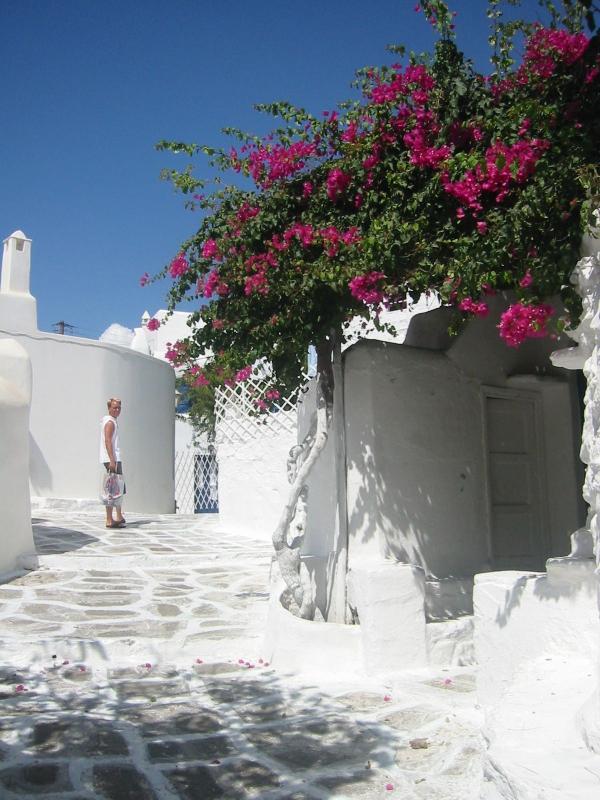 Mykonos-Straße