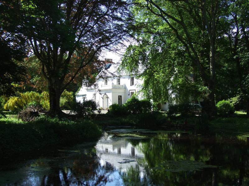 Thrumster House, set in 20 acres of woodland
