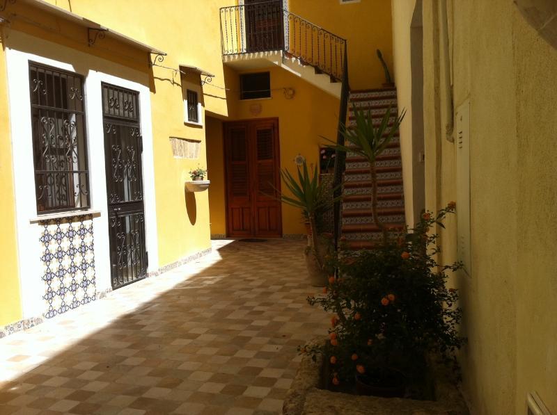 Cortile Sant'Agostino, vacation rental in Mazara del Vallo