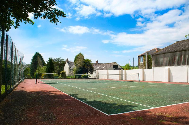 Fancy a game of tennis?